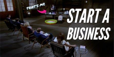 Business Start Up Workshop by Dragons Den Multi Award Winning Entrepreneur tickets