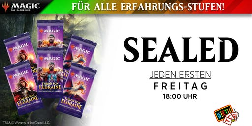 Magic: SEALED - Thron von Eldraine Saison