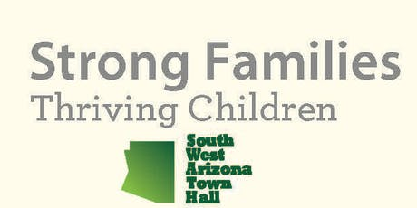 Strong Families Thriving Children tickets