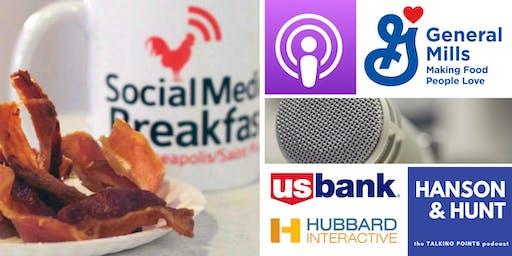 Social Media Breakfast MSP: Inside Business Podcasting (Panel)