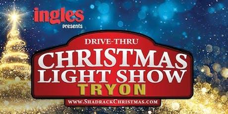 Shadrack's Christmas Wonderland - Tryon, NC tickets