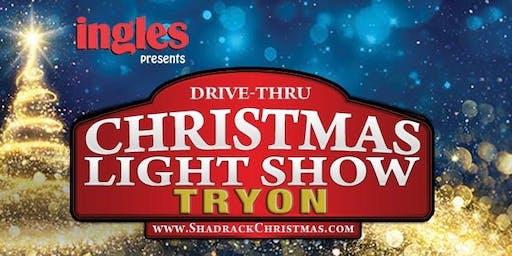 Shadrack's Christmas Wonderland - Tryon, NC