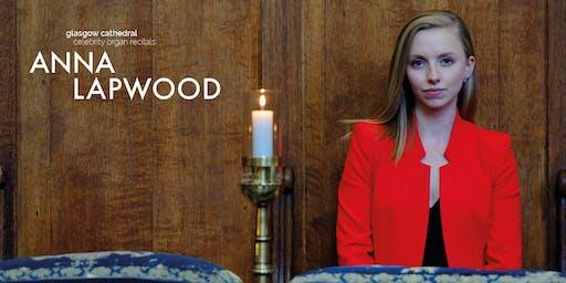 Anna Lapwood — Celebrity Organ Recital 2019