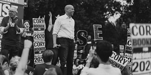 Happy Hour with Cory Booker in Seattle (new rescheduled date!)
