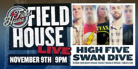 H5SD at Field House tickets