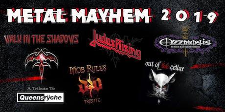 Metal Mayhem 2019 tickets