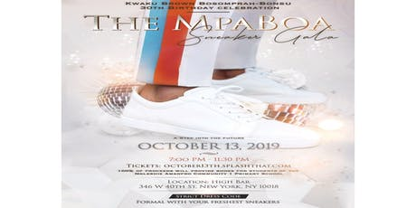 ★The MpaBoa 'Sneaker' Gala★  tickets