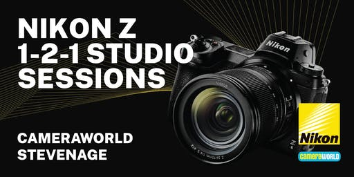 Studio Photography Day with Nikon Z & CameraWorld - FREE