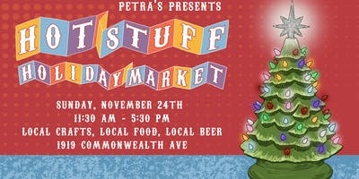 Hot Stuff Pop-Up Market: Holiday Edition