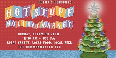 Hot Stuff Pop-Up Market: Holiday Edition tickets