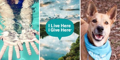 The I Live Here I Give Here Workshop