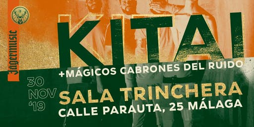 Concierto KITAI en Malaga