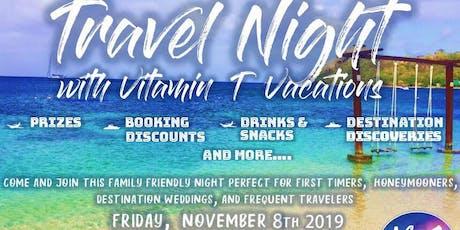 Travel Night tickets