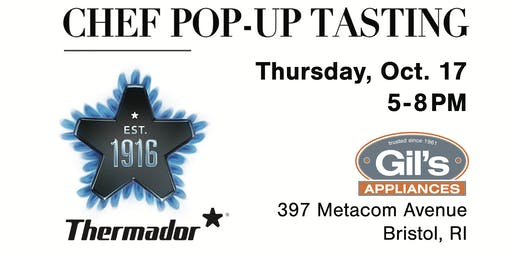 Thermador Chef Pop-Up Tasting