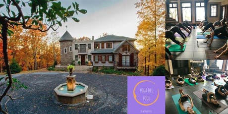 Enchanted Castle Yoga, Mimosas and Brunch tickets