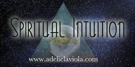 Spiritual Intuition  tickets