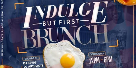 INDULGE But First Brunch: 2nd Annual UofM Black  Alumni Edition tickets