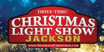 Shadrack's Christmas Wonderland  - Jackson, TN