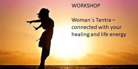 Tantra für Frauen - Brustmassage und Energiearbeit Tickets