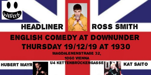 English Comedy Vienna DOWNUNDER