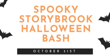 Spooky Storybrook Halloween Bash! tickets