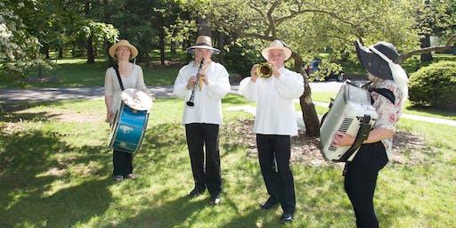 Harris Brothers Balkan Band