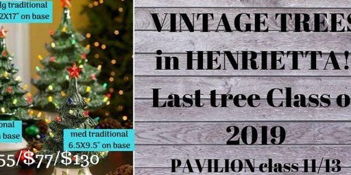 VINTAGE TREES! HENRIETTA  LOCATION