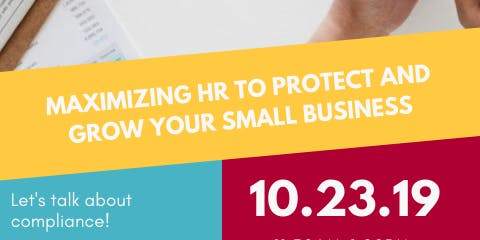 HR Biz Lunch & Learn Series @ Office Evolution Dunwoody  FREE
