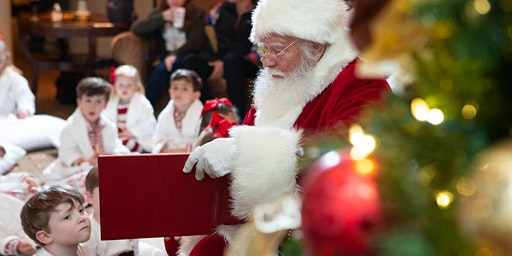 Storytime with Santa- Friday, December 20, 2019