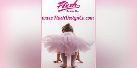Flash Design Company Studio Sale tickets