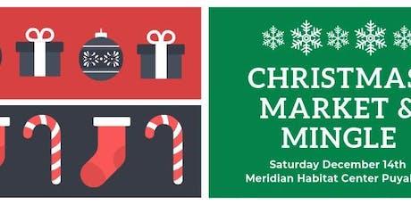 Christmas Market & Mingle tickets