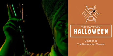 The Factory: HALLOWEEN! tickets