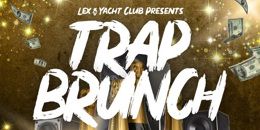 ECU'S HOMECOMING TRAP BRUNCHxPOP UP!!