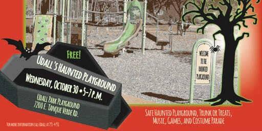Udall's Haunted Playground