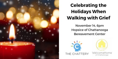 Celebrating the Holidays When Walking with Grief tickets