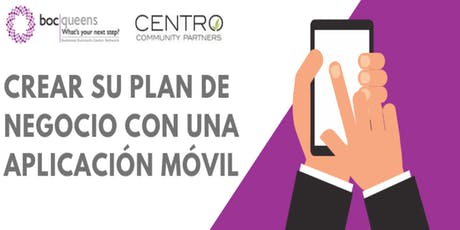 Crear su Plan de Negocio con una Aplicación Móvil tickets