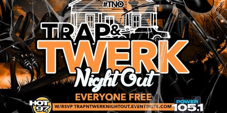 Hot 97 & Power 105.1 #TNO Trap N Twerk Night Out scorpio edition Oct 31st at Katra Lounge Ladies halloween Night out open bar @_TommyJay @Chase.Simms  tickets