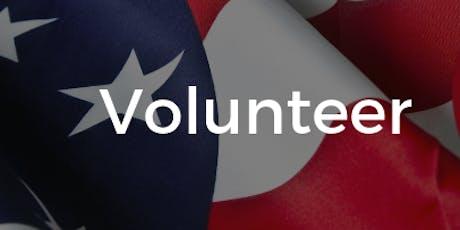 Annual Veteran Holiday Basket Volunteering  tickets