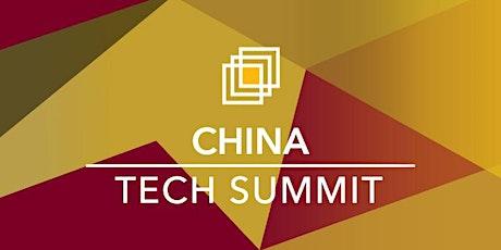 China Tech Summit billets