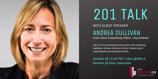 201 Talk with Andrea Sullivan