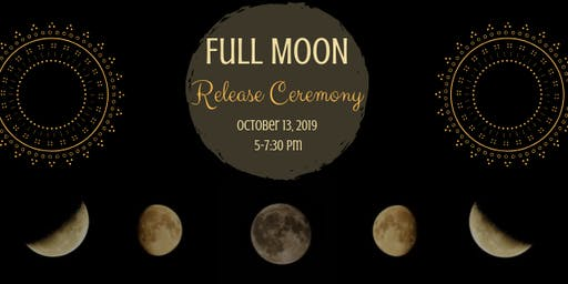 Self Care Sunday: Full Moon Release and Reset