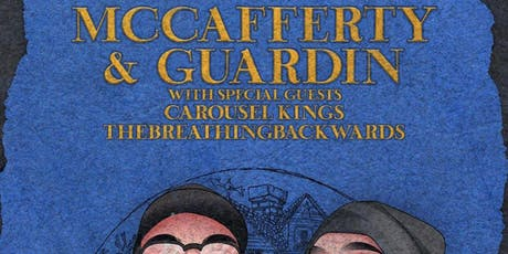 Mccafferty & Guardin, Carousel Kings, Thebreathingbackwards tickets