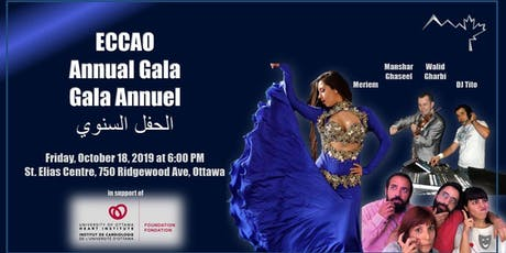 ECCAO Gala (Oriental dance, Violin, Stand up comedy) tickets