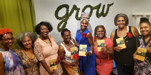 """""""What We Carry: Stories Black Women Never Tell"""" vol. 5 Book Signing"""