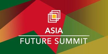 Asia Future Summit 2020 tickets