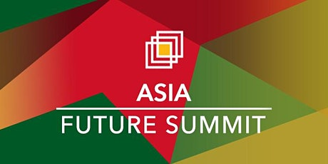 Asia Future Summit tickets