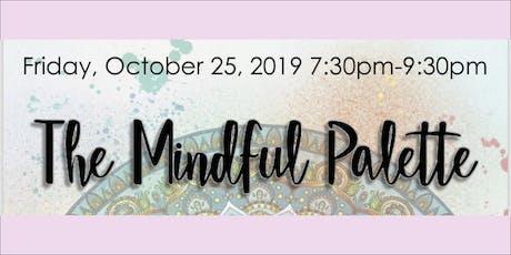 The Mindful Palette & Meditation tickets
