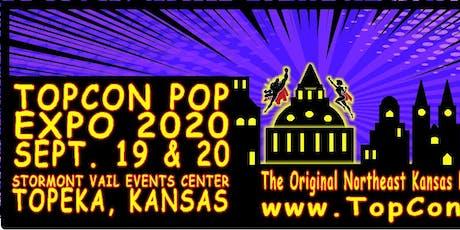 TOPCON POP EXPO 2020 tickets