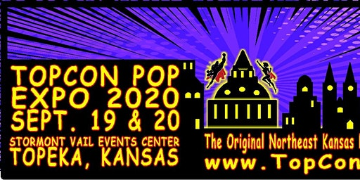 TOPCON POP EXPO 2020