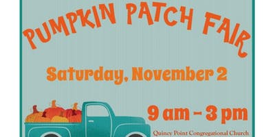 Pumpkin Patch Fair